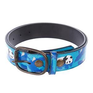 Ремень  Shark Week Belt Blue Enjoi. Цвет: синий