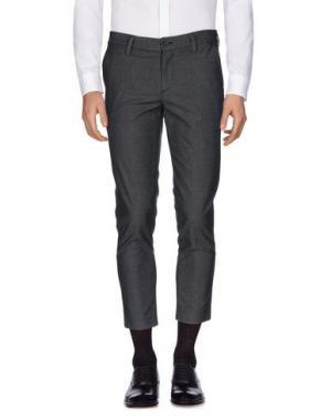 Повседневные брюки REVERES 1949. Цвет: темно-синий