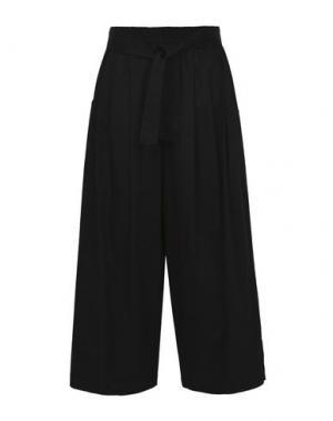 Повседневные брюки TOME. Цвет: черный