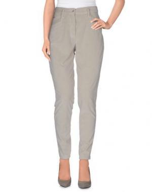 Повседневные брюки HARMONT&BLAINE. Цвет: светло-серый