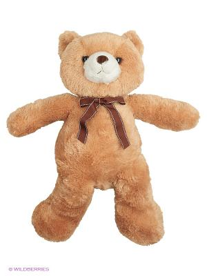 Игрушка мягкая Медведь коричневый 65 см AURORA. Цвет: коричневый