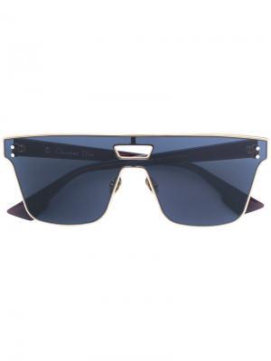 Солнцезащитные очки Diorizon Dior Eyewear. Цвет: розовый и фиолетовый