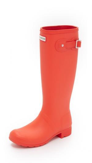 Hunter Boots ТОВАР РАСПРОДАН. Цвет: красный тент