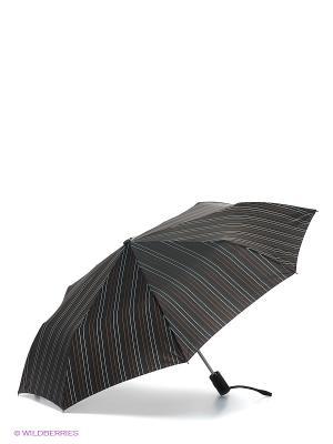 Зонт Stilla s.r.l.. Цвет: черный, коричневый, белый