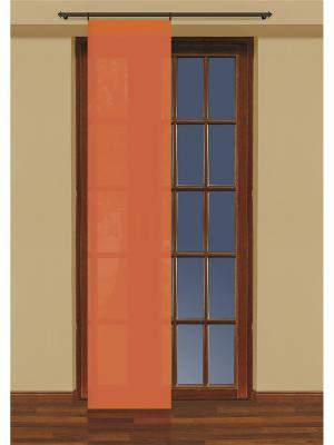 Гардина-панно Haft. Цвет: оранжевый