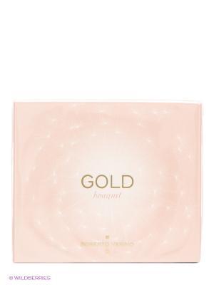 Парфюмерная вода Gold Bouquet, 30мл. ROBERTO VERINO. Цвет: кремовый