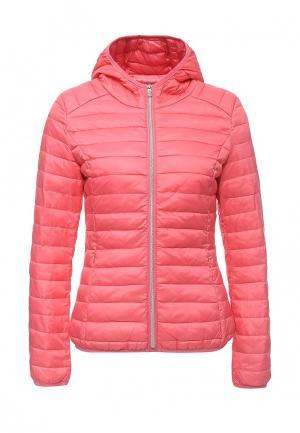 Куртка утепленная By Swan. Цвет: розовый