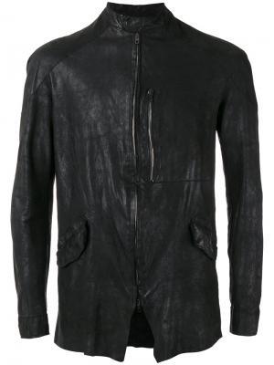 Slouch-fit  jacket Salvatore Santoro. Цвет: чёрный
