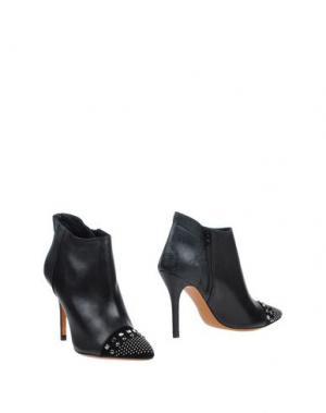 Полусапоги и высокие ботинки LAURÈN. Цвет: черный