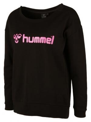 Свитшот HUMMEL. Цвет: черный