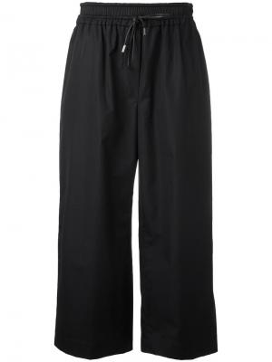 Широкие брюки 3.1 Phillip Lim. Цвет: синий