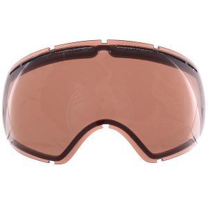 Линза для маски  Eg2 Lens Brose Electric. Цвет: коричневый