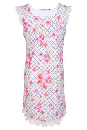 Ночная сорочка Feraud. Цвет: white, pink