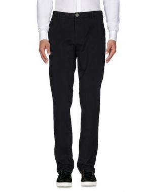 Повседневные брюки MCS MARLBORO CLASSICS. Цвет: черный