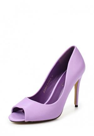 Туфли Sweet Shoes. Цвет: фиолетовый