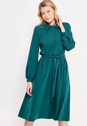 Платье Vittoria Vicci. Цвет: зеленый