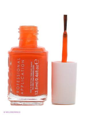 Лак для ногтей 346 КАПРИ CAPRI Essie Professional. Цвет: оранжевый