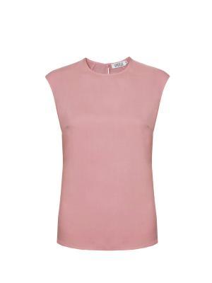 Блузка APRELLE. Цвет: розовый