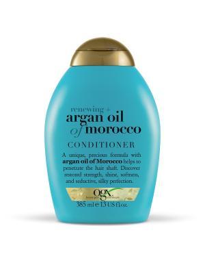 Кондиционер для восстановления волос с аргановым маслом OGX. Цвет: белый