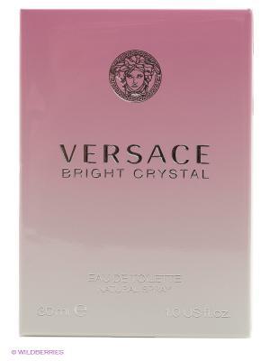 Versace Bright Crystal Ж Товар Туалетная вода спрей 30 мл. Цвет: розовый