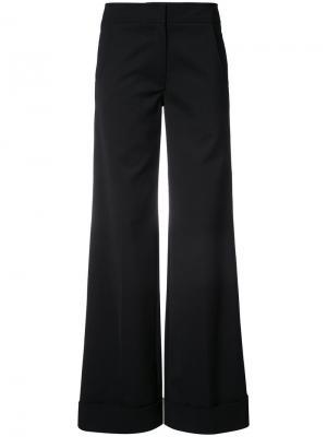 Широкие брюки Derek Lam. Цвет: чёрный
