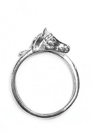 Кольцо Amorem. Цвет: серебряный