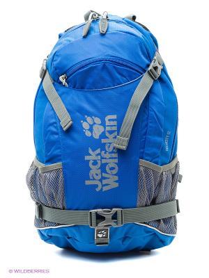 Рюкзак VELOCITY 12 Jack Wolfskin. Цвет: голубой