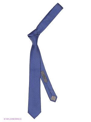 Галстук S.OLIVER. Цвет: синий