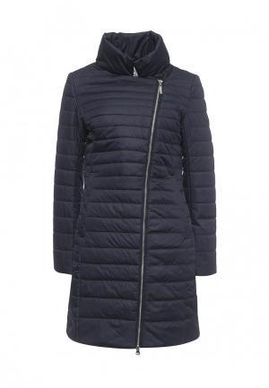 Куртка утепленная Clasna. Цвет: синий