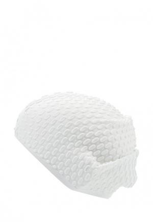 Шапочка для плавания Joss. Цвет: белый