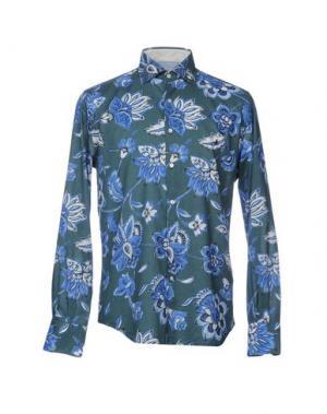 Pубашка BROOKSFIELD. Цвет: зеленый