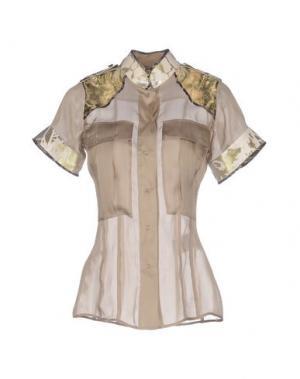 Pубашка AQUILANO-RIMONDI. Цвет: серый