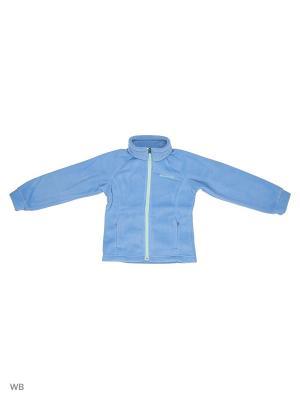 Куртки Columbia. Цвет: синий