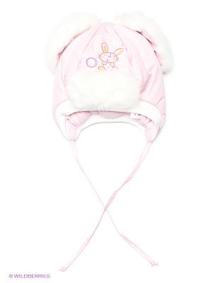 Шапка Чудо-Кроха. Цвет: розовый