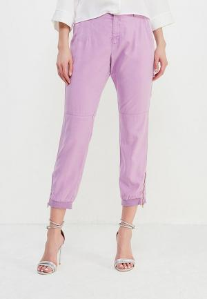 Брюки Sacks Sack's. Цвет: фиолетовый
