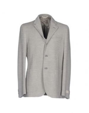 Пиджак ALTEA. Цвет: светло-серый