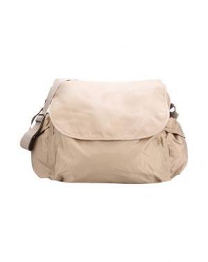 Дорожная сумка DEHA. Цвет: песочный