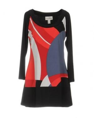 Короткое платье JOSEPH RIBKOFF. Цвет: красный