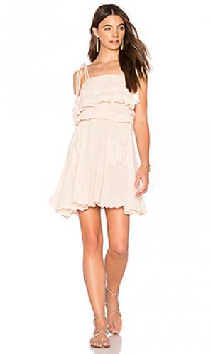 Платье nala Jens Pirate Booty Jen's. Цвет: розовый