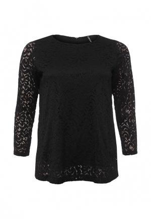 Блуза Bestia Donna. Цвет: черный