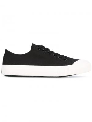 Lace-up trainers Ys Y's. Цвет: чёрный