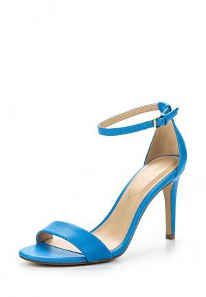 Босоножки Aldo. Цвет: синий