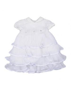 Платье U+E'. Цвет: белый