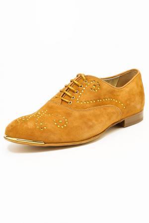Ботинки Marzetti. Цвет: светло-коричневый