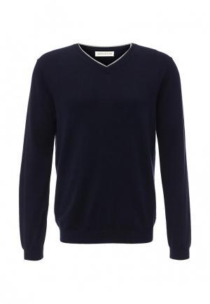 Пуловер Harris Wilson. Цвет: синий
