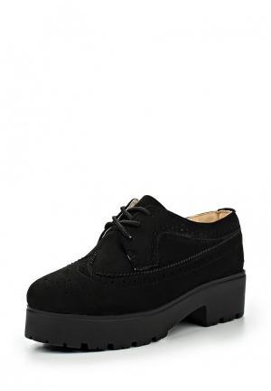 Ботинки Felirose. Цвет: черный