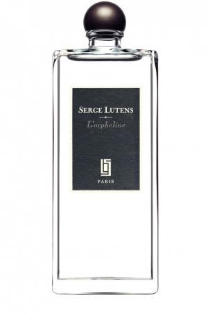 Парфюмерная вода L`Orpheline Serge Lutens. Цвет: бесцветный