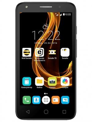 Смартфон Alcatel Pixi 4 (5) 5045D (5045D-2CALRU1), серебристый. Цвет: серебристый