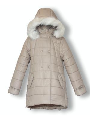 Куртка Артус. Цвет: бежевый
