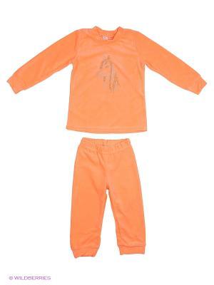 Костюмы Pastilla. Цвет: оранжевый